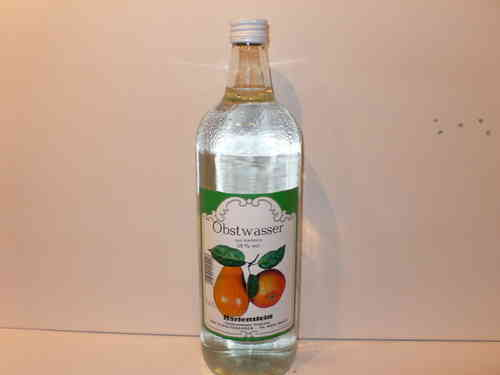 Obstwasser 38 % Vol. 1 L