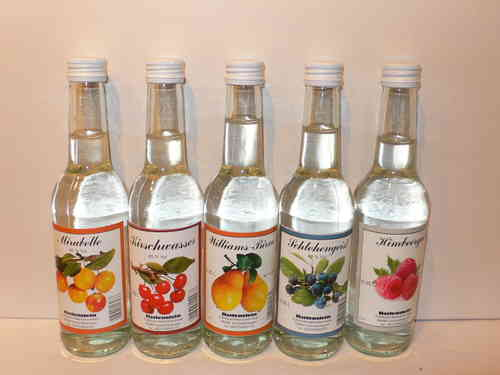 Obstwasser 38 % Vol. 0,35 L