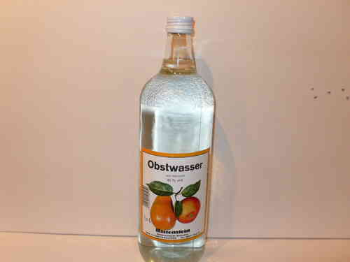 Obstwasser 45 % Vol. 1L